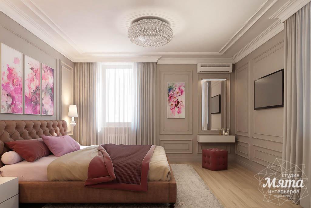 Дизайн интерьера трехкомнатной квартиры в ЖК Малевич img372431856