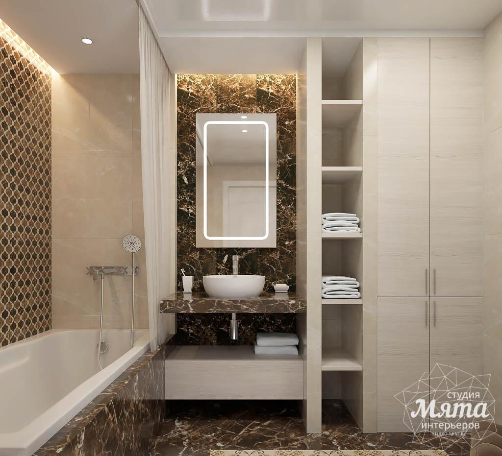 Дизайн интерьера трехкомнатной квартиры в ЖК Малевич img301805695