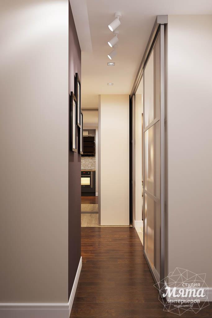 Дизайн интерьера трехкомнатной квартиры по ул. Фурманова 103 img1437947578