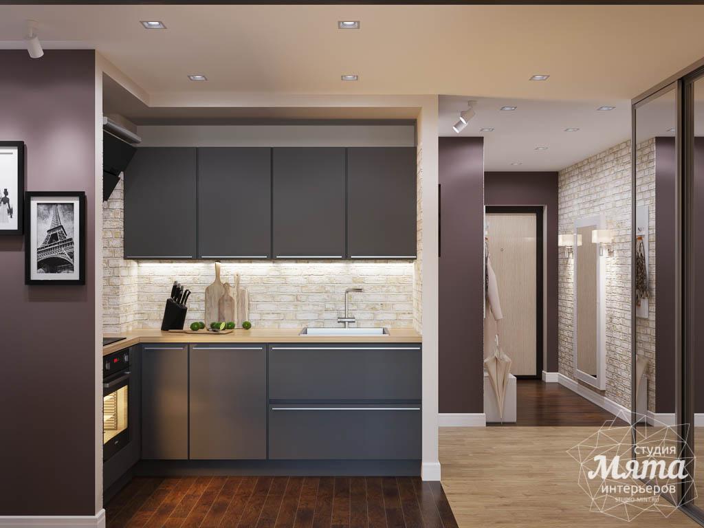 Дизайн интерьера трехкомнатной квартиры по ул. Фурманова 103 img1278556716