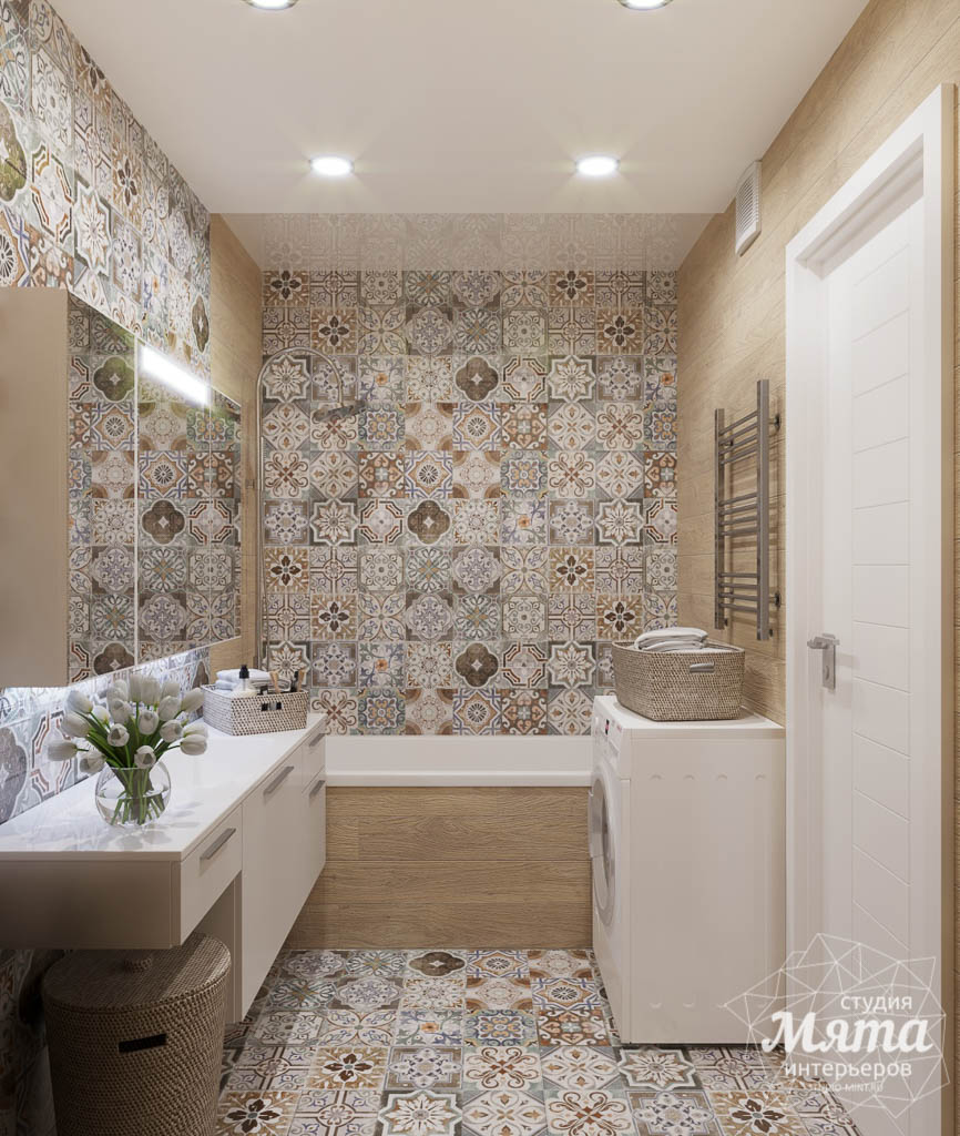 Дизайн интерьера трехкомнатной квартиры по ул. Фурманова 103 img1472650400