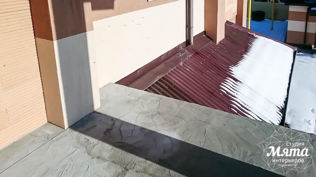 Дизайн проект фасада дома 215 м2 в п. Санаторный 26