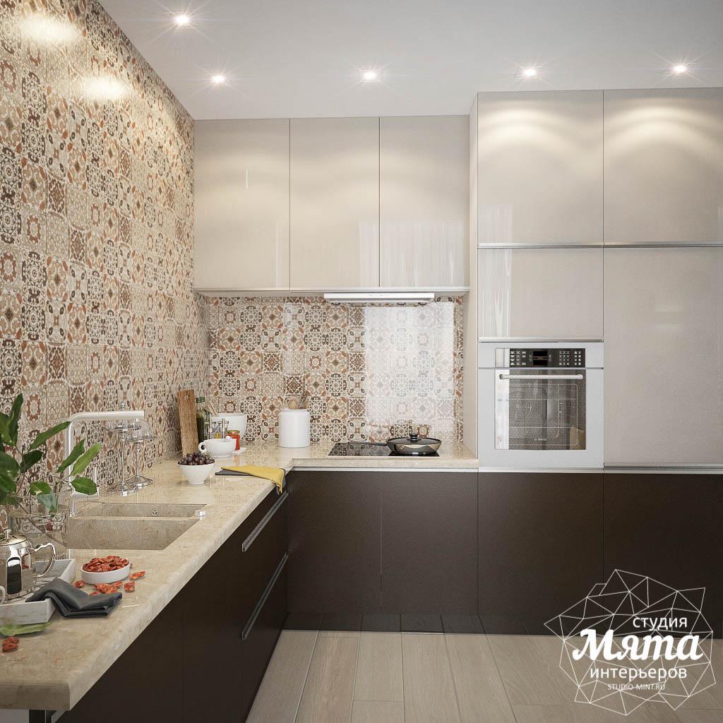 Дизайн-проект двухкомнатной квартиры в ЖК Чемпион Парк img803399988