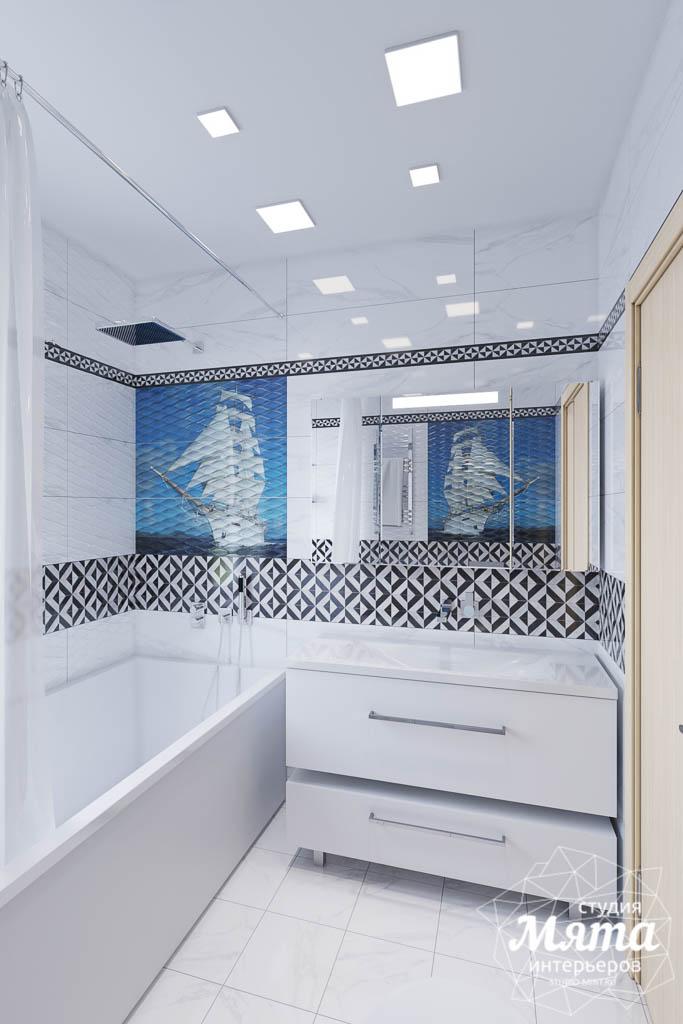 Дизайн интерьера ванных комнат для коттеджа в г. Салехард img1976880871