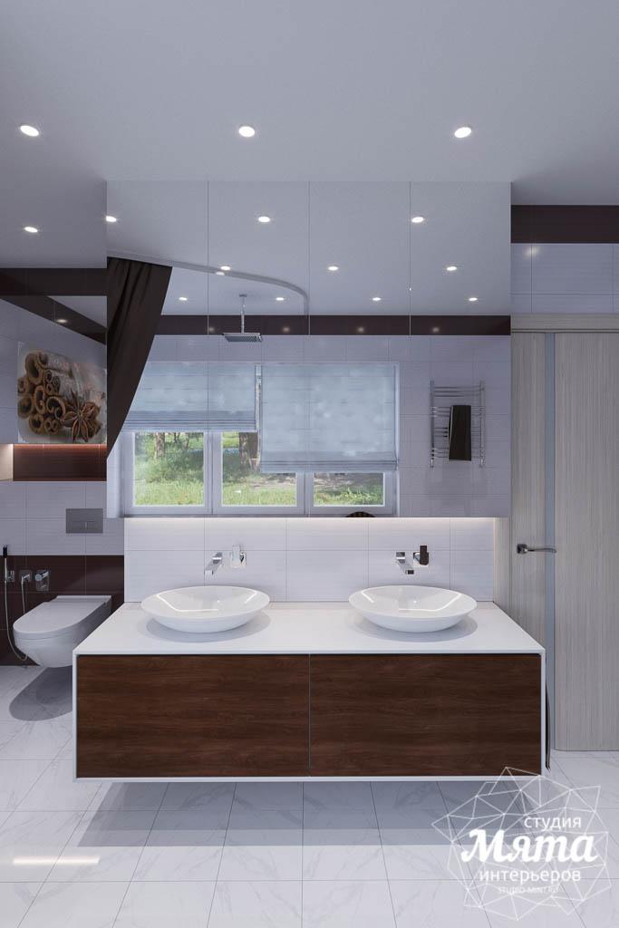 Дизайн интерьера ванных комнат для коттеджа в г. Салехард img101021711