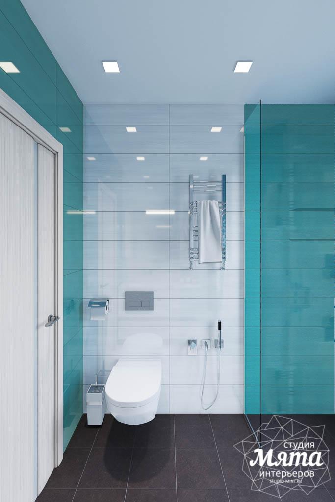 Дизайн интерьера ванных комнат для коттеджа в г. Салехард img1217509583