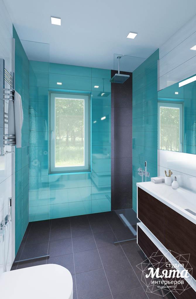 Дизайн интерьера ванных комнат для коттеджа в г. Салехард img1332141069