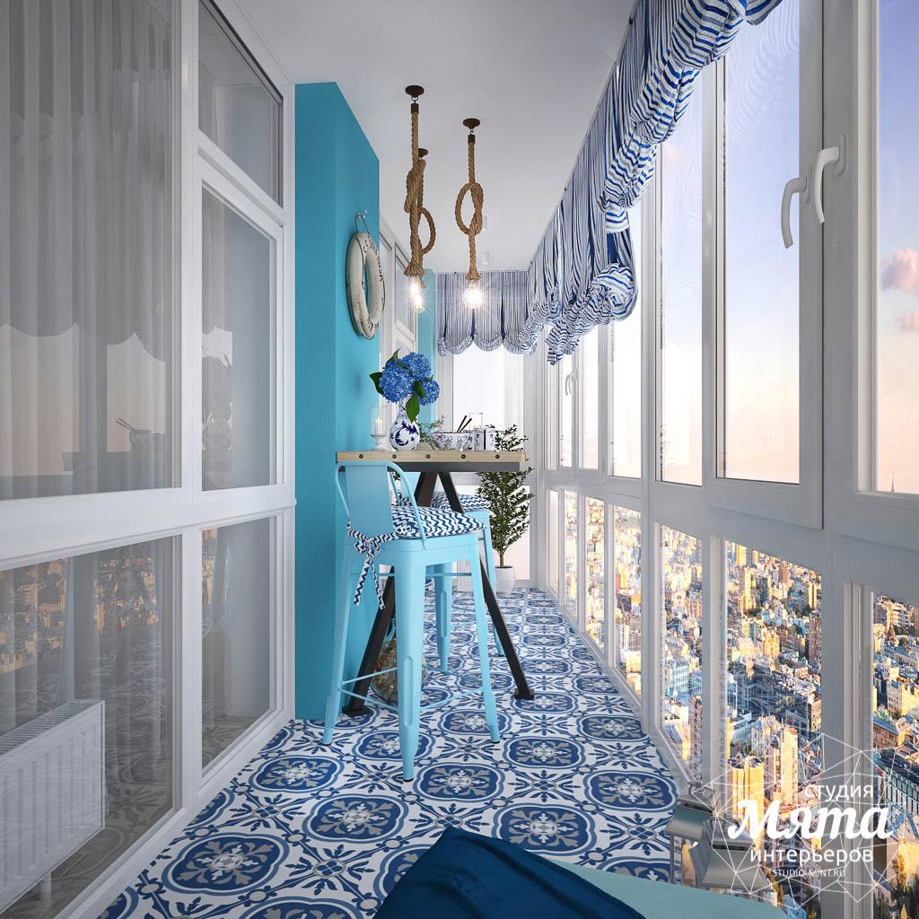 Дизайн-проект двухкомнатной квартиры в ЖК Чемпион Парк img1138162889