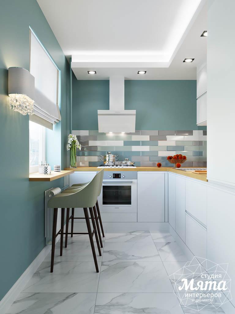 Дизайн интерьера однокомнатной квартиры пер. Встречный д. 5 img1376449435