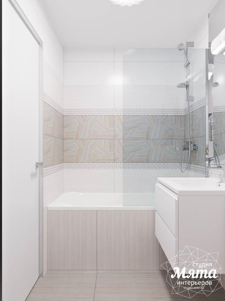 Дизайн интерьера однокомнатной квартиры пер. Встречный д. 5 img1559990835
