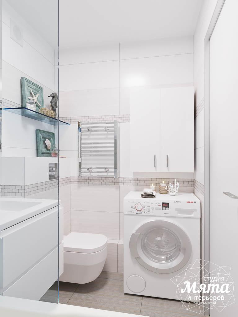 Дизайн интерьера однокомнатной квартиры пер. Встречный д. 5 img426278782