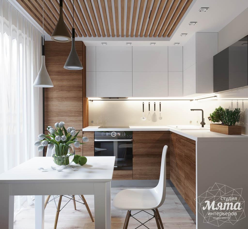 Дизайн интерьера двухкомнатной квартиры в ЖК Расточная img1875755887