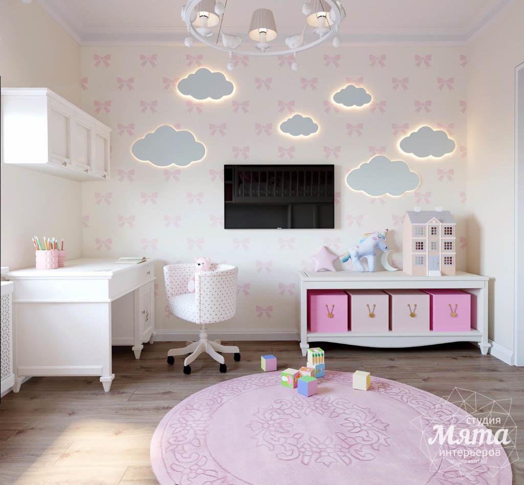 Дизайн интерьера двухкомнатной квартиры в ЖК Расточная img731714971