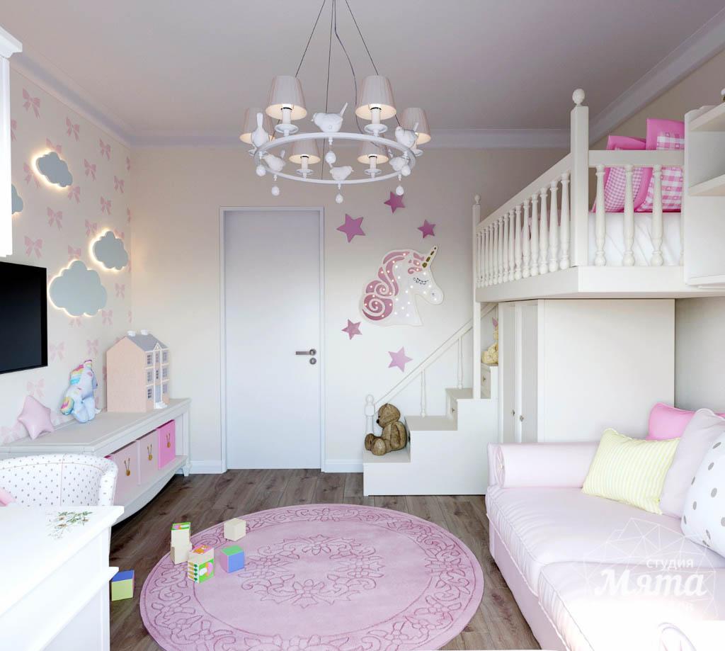 Дизайн интерьера двухкомнатной квартиры в ЖК Расточная img311940661