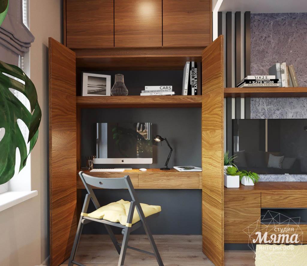 Дизайн интерьера двухкомнатной квартиры в ЖК Расточная img1137577581