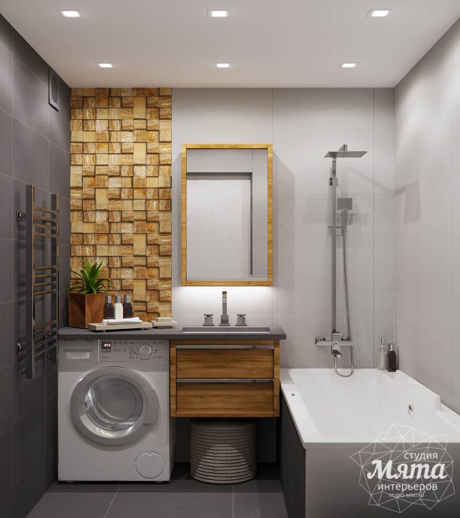 Дизайн интерьера двухкомнатной квартиры в ЖК Расточная img1266001814