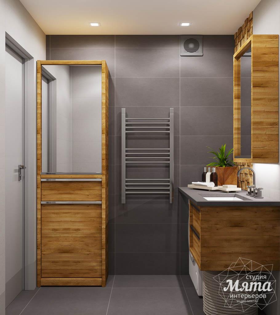 Дизайн интерьера двухкомнатной квартиры в ЖК Расточная img1807765966