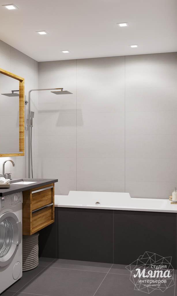 Дизайн интерьера двухкомнатной квартиры в ЖК Расточная img413650414