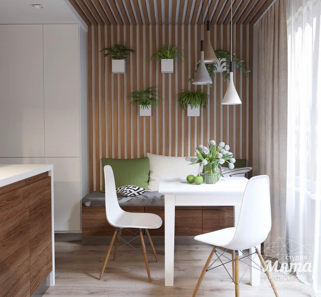 Дизайн интерьера двухкомнатной квартиры в ЖК Расточная img964379020