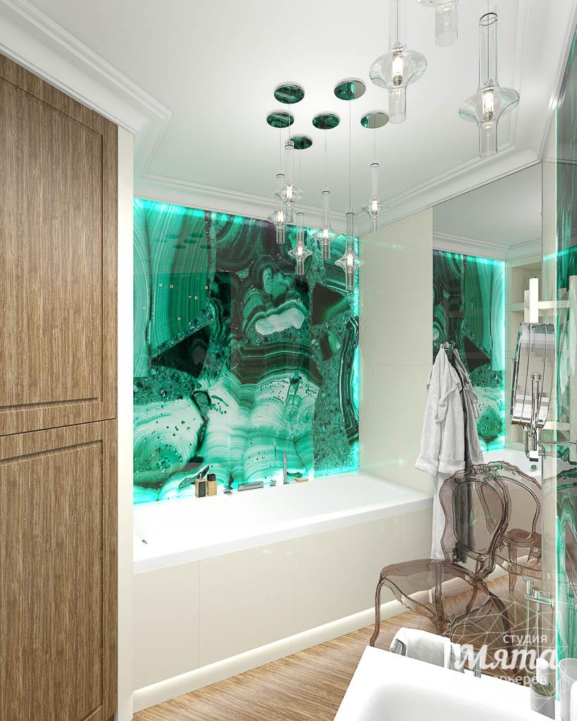 Дизайн интерьера гостиной и санузлов четырехкомнатной квартиры в ЖК Флагман img1608563855
