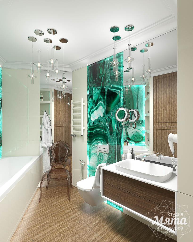 Дизайн интерьера гостиной и санузлов четырехкомнатной квартиры в ЖК Флагман img1737715783