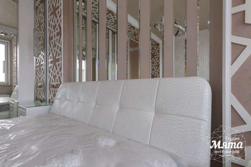 Дизайн интерьера и ремонт трехкомнатной квартиры по ул. Татищева 49 36
