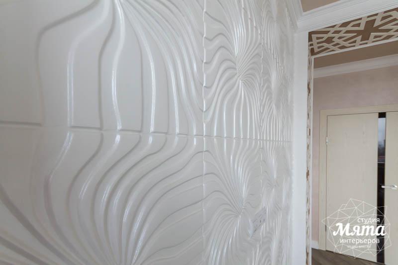Дизайн интерьера и ремонт трехкомнатной квартиры по ул. Татищева 49 38