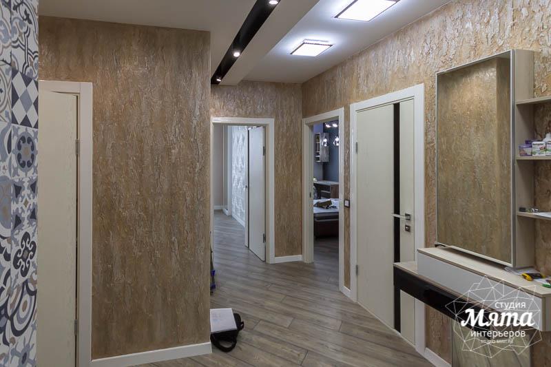Дизайн интерьера и ремонт трехкомнатной квартиры по ул. Татищева 49 50