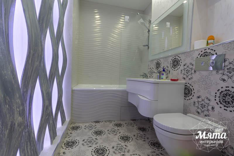 Дизайн интерьера и ремонт трехкомнатной квартиры по ул. Татищева 49 61