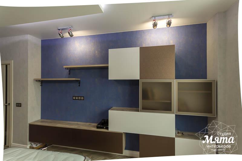 Дизайн интерьера и ремонт трехкомнатной квартиры по ул. Татищева 49 10