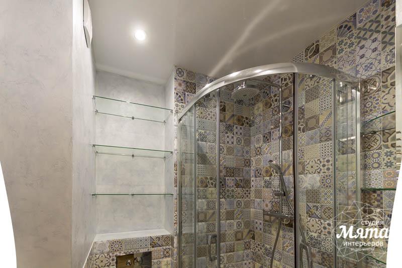 Дизайн интерьера и ремонт трехкомнатной квартиры по ул. Татищева 49 48