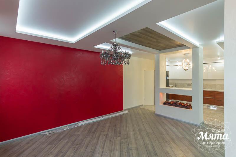 Дизайн интерьера и ремонт трехкомнатной квартиры по ул. Татищева 49 28