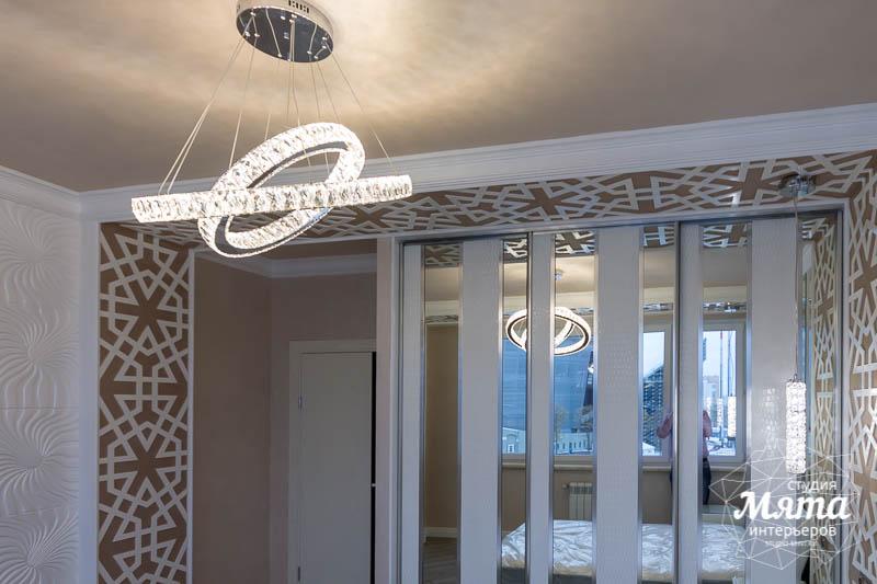 Дизайн интерьера и ремонт трехкомнатной квартиры по ул. Татищева 49 43