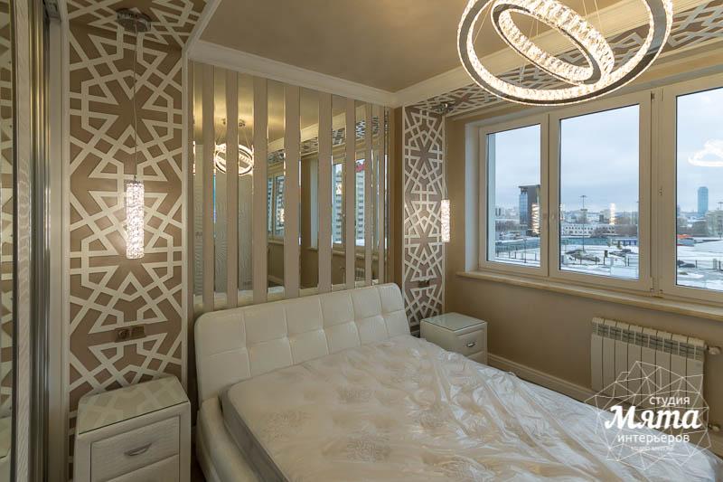 Дизайн интерьера и ремонт трехкомнатной квартиры по ул. Татищева 49 44