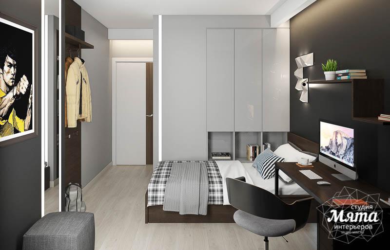 Дизайн интерьера двухкомнатной квартиры в ЖК Первый Николаевский img837291865