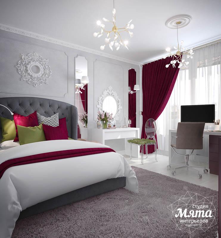 Дизайн интерьера четырехкомнатной квартиры по ул. Блюхера 41 img211147499
