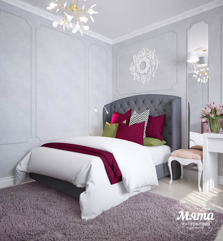 Дизайн интерьера четырехкомнатной квартиры по ул. Блюхера 41 img636331021