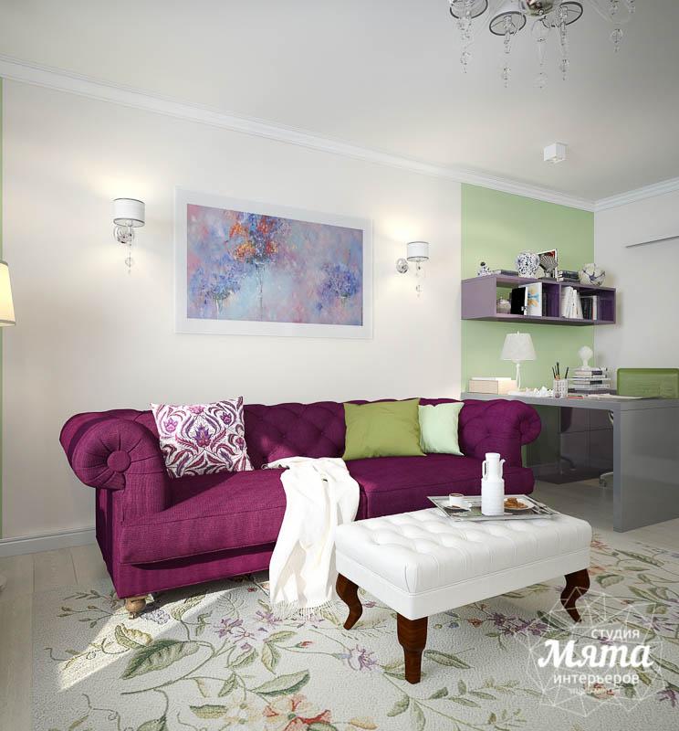 Дизайн интерьера четырехкомнатной квартиры по ул. Блюхера 41 img710844534