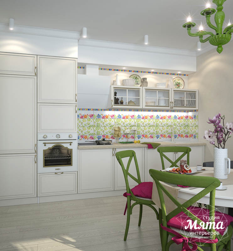 Дизайн интерьера четырехкомнатной квартиры по ул. Блюхера 41 img1453219606