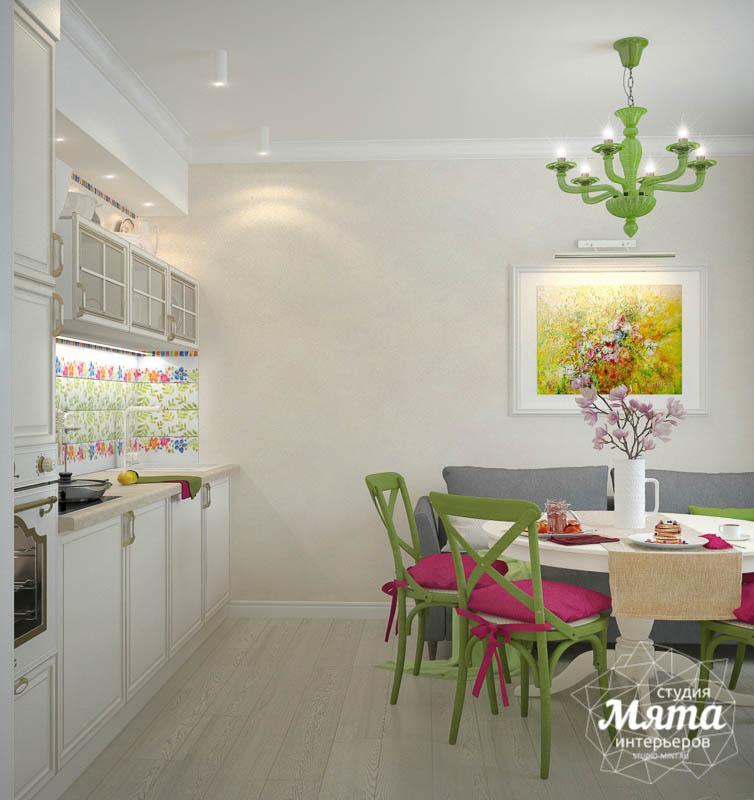 Дизайн интерьера четырехкомнатной квартиры по ул. Блюхера 41 img815446070