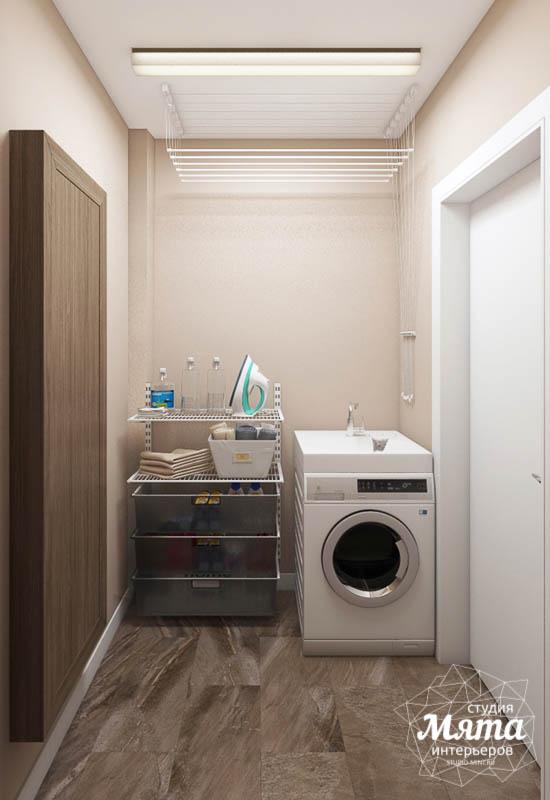 Дизайн интерьера двухкомнатной квартиры в ЖК Первый Николаевский img1014216503
