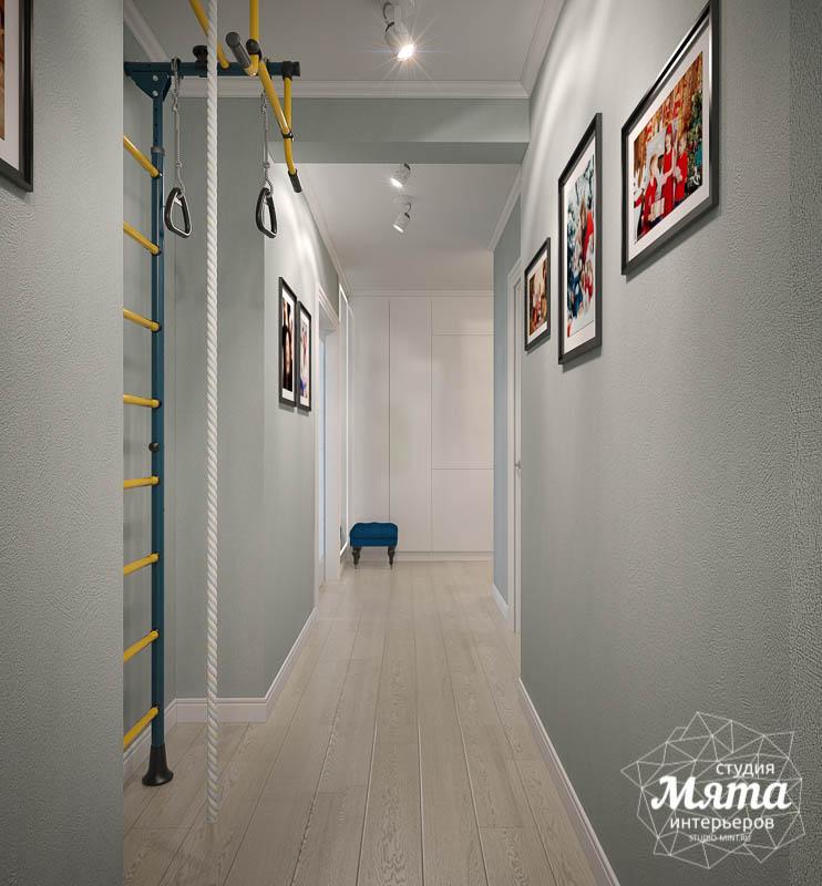 Дизайн интерьера четырехкомнатной квартиры по ул. Блюхера 41 img815408581
