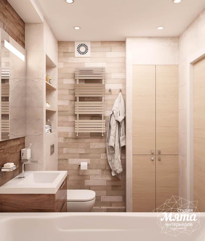 Дизайн интерьера двухкомнатной квартиры в ЖК Солнечный img498758581