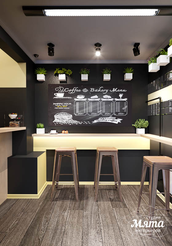 Дизайн интерьера мини-кофейни по ул. Большакова 107 img801172565