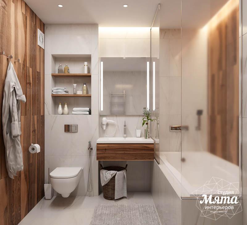 Дизайн интерьера четырехкомнатной квартиры по ул. Блюхера 45 img2069994186