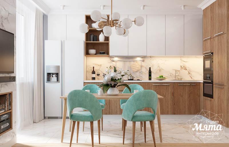 Дизайн интерьера четырехкомнатной квартиры по ул. Блюхера 45 img678053333