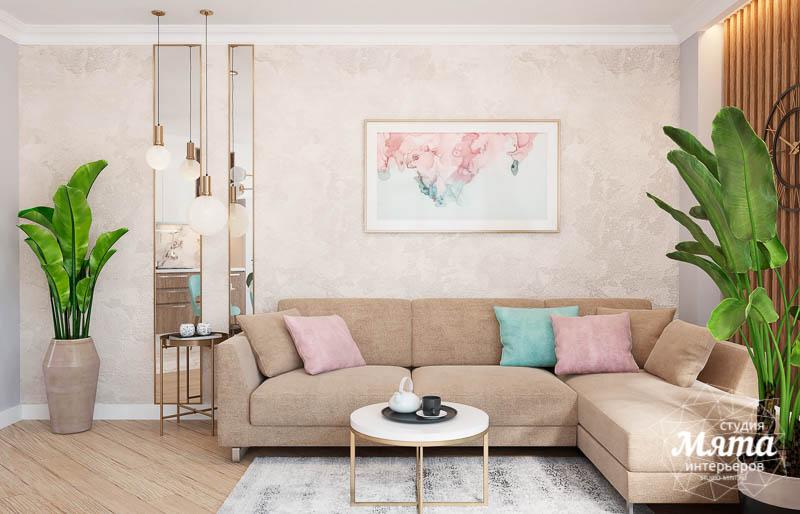 Дизайн интерьера четырехкомнатной квартиры по ул. Блюхера 45 img232953422