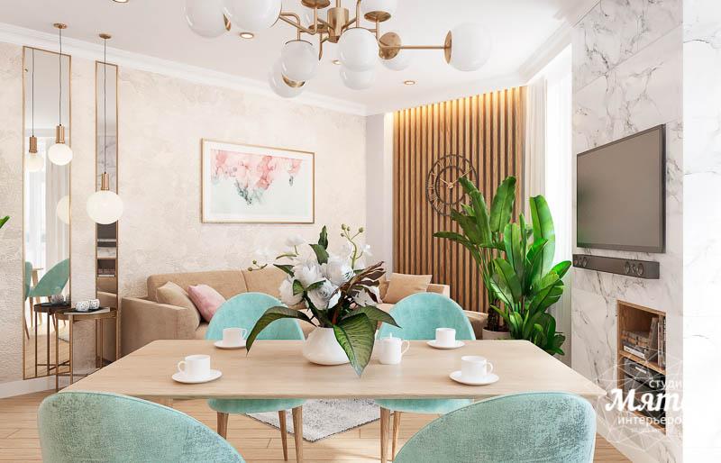 Дизайн интерьера четырехкомнатной квартиры по ул. Блюхера 45 img174413417