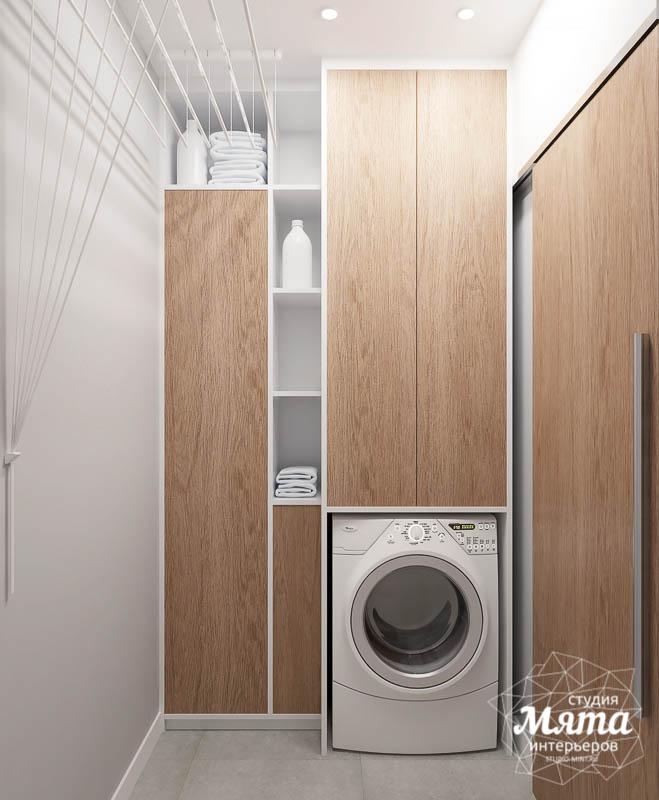 Дизайн интерьера четырехкомнатной квартиры по ул. Блюхера 45 img1408783153