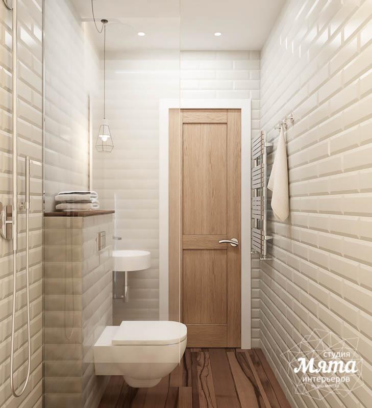 Дизайн интерьера четырехкомнатной квартиры по ул. Блюхера 45 img549244650